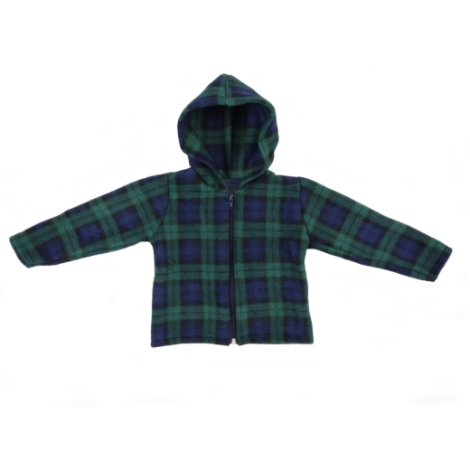 childrens-tartan-fleece-jacket-black-watch-1-year