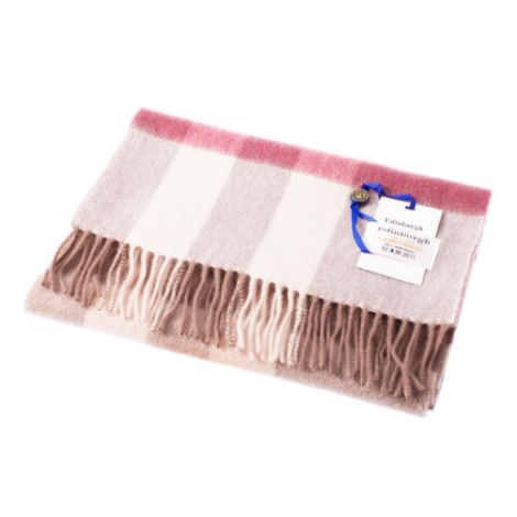 edinburgh-100-lambswool-scarf-taupe-light-pink-maxi-check