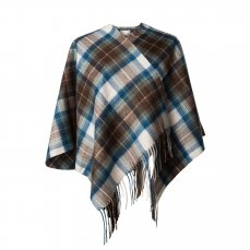 girls-100-lambswool-cape-stewart-muted-blue-heritage-of-scotland