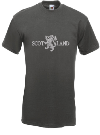 scotland-lion-embroidered-tshirt-charcoal-grey