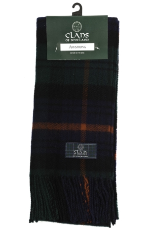 scottish-clan-scarf-armstrong