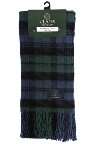 scottish-clan-scarf-campbell-clan-ancient
