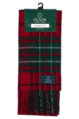 scottish-clan-scarf-cumming-clan